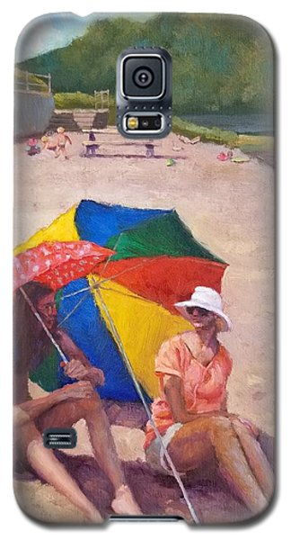 Summer At Jersey Valley Galaxy S5 Case