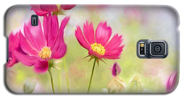 Summer Blossom Galaxy S5 Case