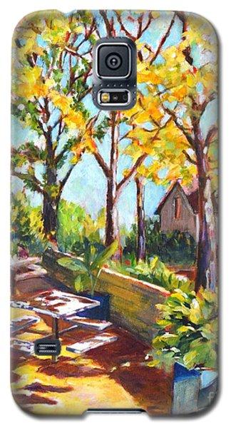 Summer In Edwards Garden, Toronto Galaxy S5 Case