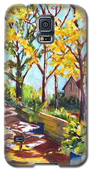 Summer In Edwards Garden, Toronto Galaxy S5 Case