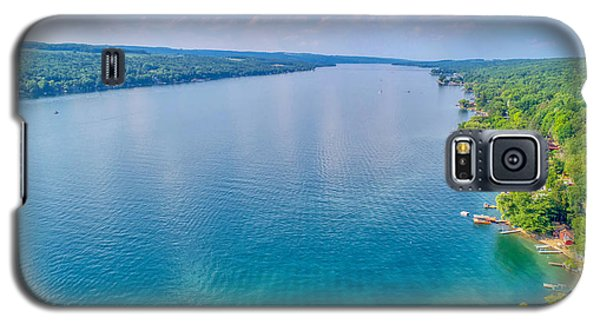 Summer On Keuka Lake Galaxy S5 Case