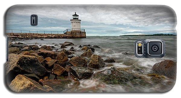 Summer Tides At Bug Light Galaxy S5 Case