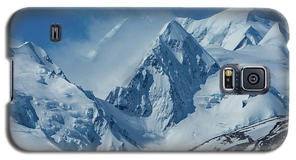Summer Winds In Mount Cook National Park Galaxy S5 Case