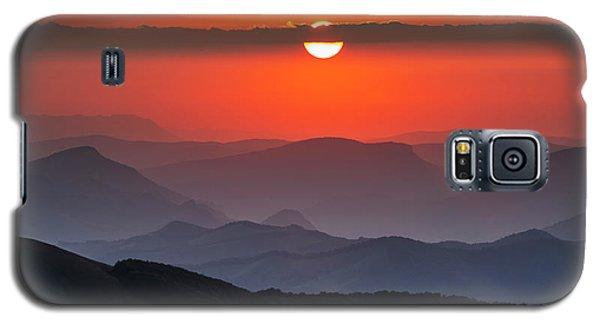 Sun Eye Galaxy S5 Case