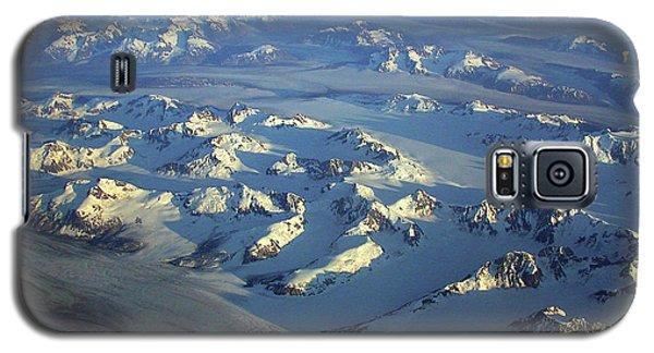 Sun Kissed Glaciers Galaxy S5 Case
