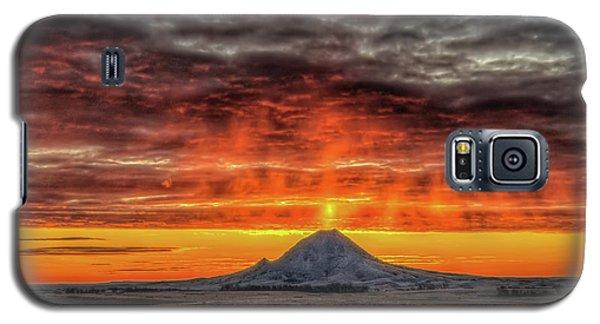 Sunday Sunrise Nov. 11, 2018 Galaxy S5 Case
