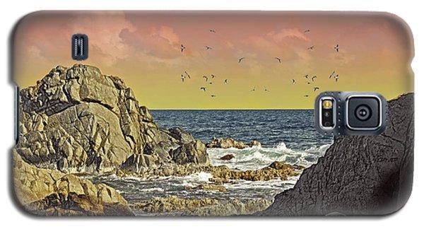 Sundown At Buck Galaxy S5 Case