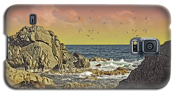 Sundown At Buck Galaxy S5 Case