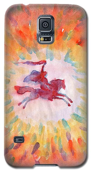 Sunny Rider Galaxy S5 Case