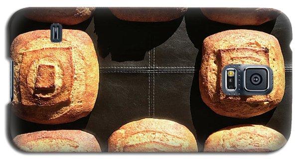 Sunny Sourdough Squares Galaxy S5 Case