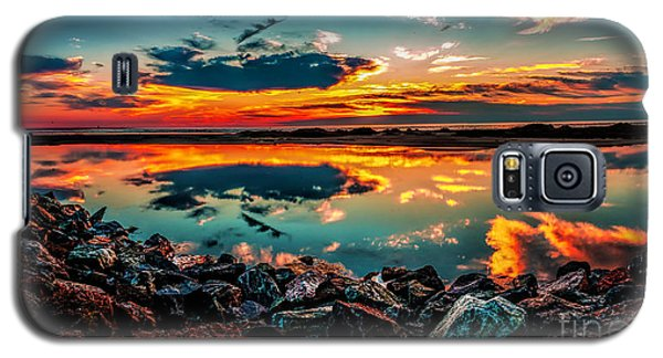 Sunrise At Hereford Galaxy S5 Case