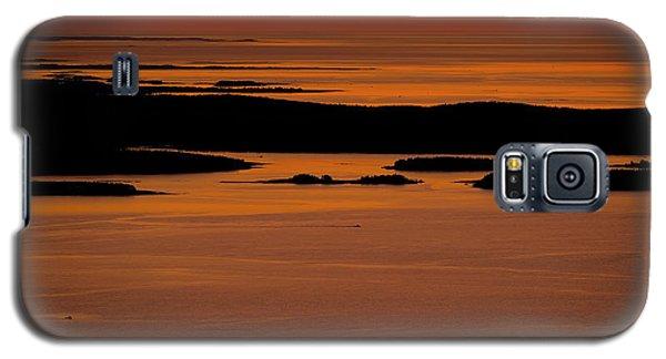 Sunrise Cadillac Mountain Galaxy S5 Case