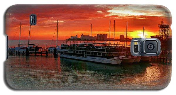 Sunrise In Cancun Galaxy S5 Case