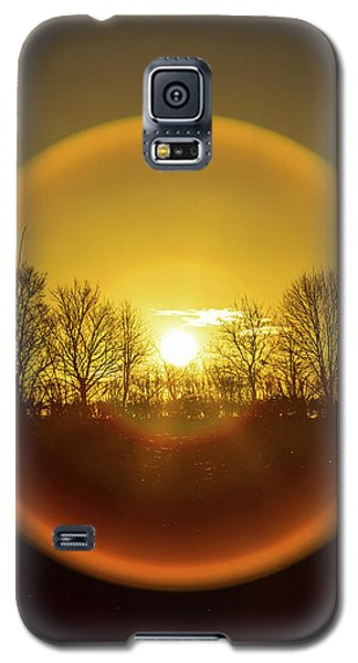 Sunrise. New Years Eve. Galaxy S5 Case