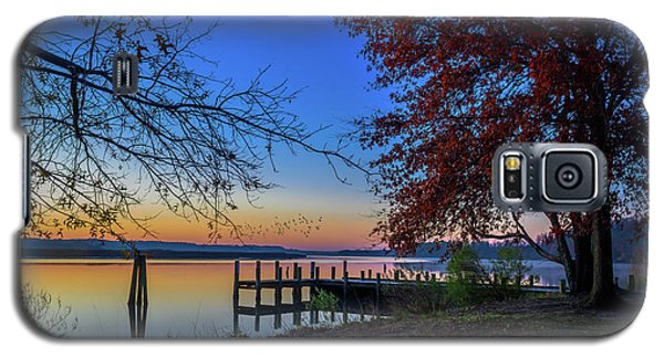 Sunrise On The Patuxent Galaxy S5 Case