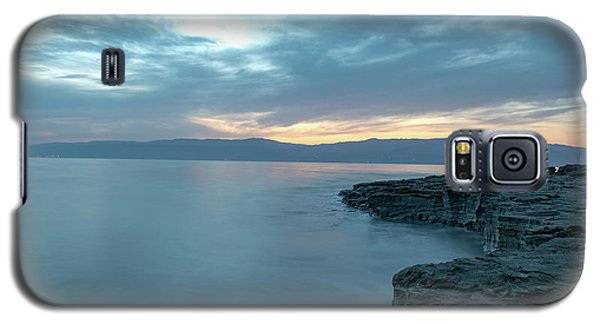 Before Dawn At The Dead Sea Galaxy S5 Case