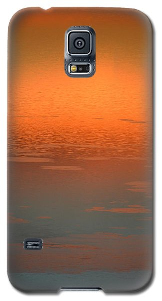 Sunrise Reflections Galaxy S5 Case