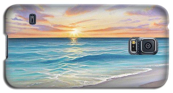 Sunrise Splendor Galaxy S5 Case