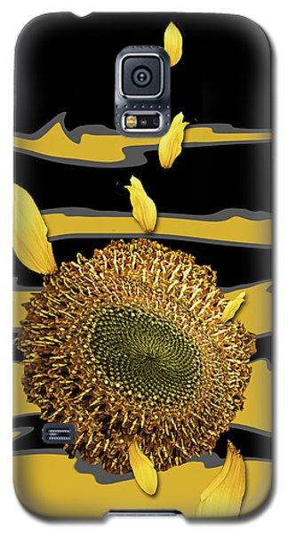 Sun's Flower Galaxy S5 Case