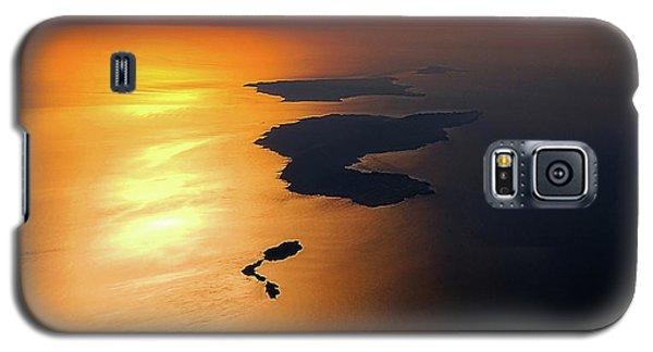Sunset At Lyon Rock Galaxy S5 Case