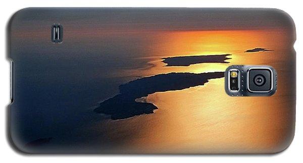 Sunset At Lyon Rock II Galaxy S5 Case