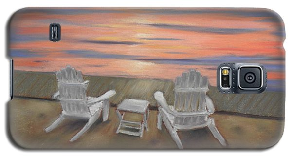 Sunset At Mairs Galaxy S5 Case