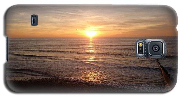 Sunset Blackpool Galaxy S5 Case