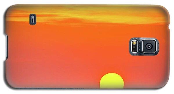 Sunset Captiva  Galaxy S5 Case
