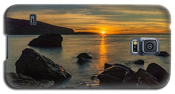 Sunset In Balandra Galaxy S5 Case