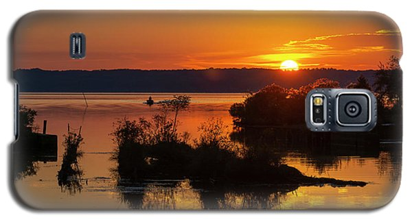 Sunset, Mallows Bay Galaxy S5 Case