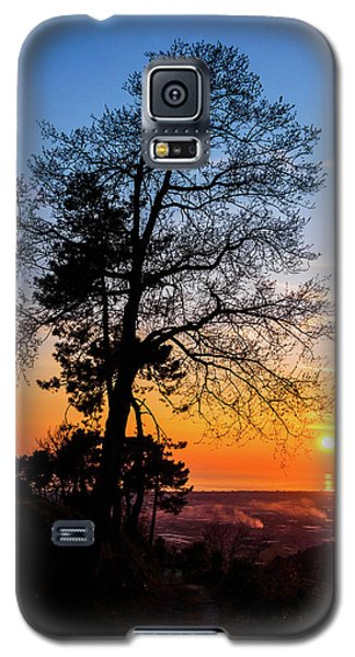 Sunset - Monte D'oro Galaxy S5 Case