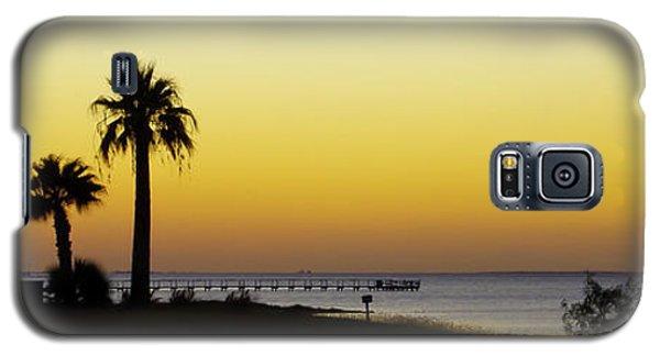 Sunset On Copano Bay, Texas Galaxy S5 Case