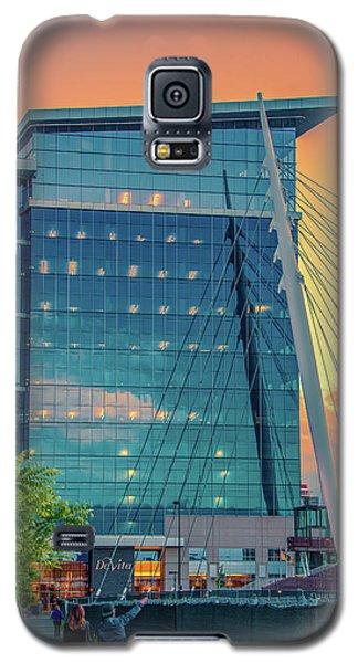 Sunset On Davita Galaxy S5 Case