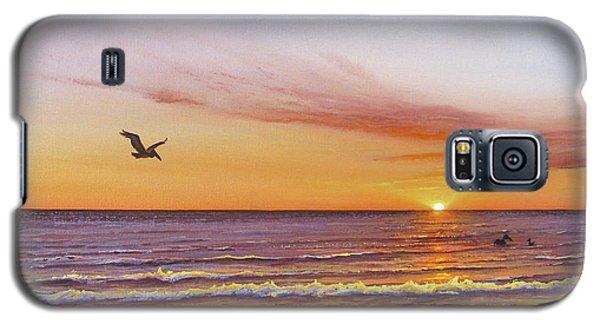 Sunset On The Gulf Galaxy S5 Case