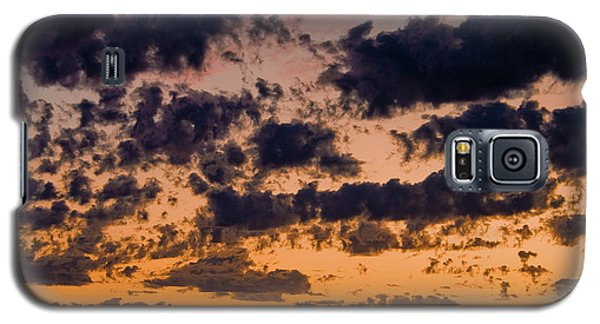 Sunset Over The Indian Ocean Galaxy S5 Case