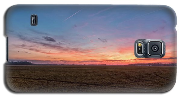 Sunset Pastures Galaxy S5 Case