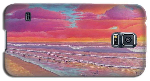Sunset Shore Galaxy S5 Case