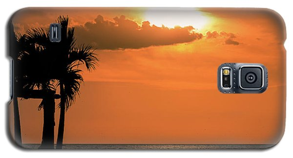 Sunset - St Pete Beach Galaxy S5 Case