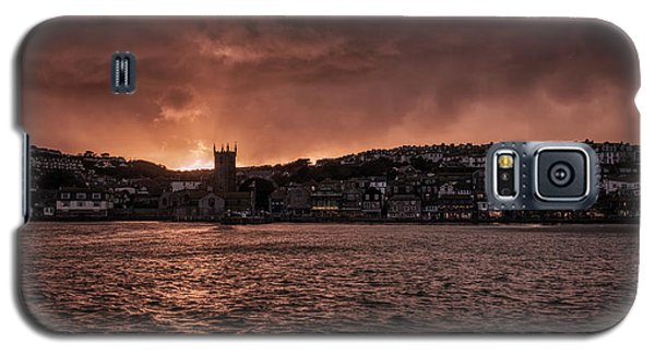 Sunset Harbour Galaxy S5 Case
