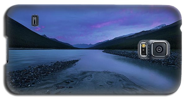 Sunwapta River Galaxy S5 Case