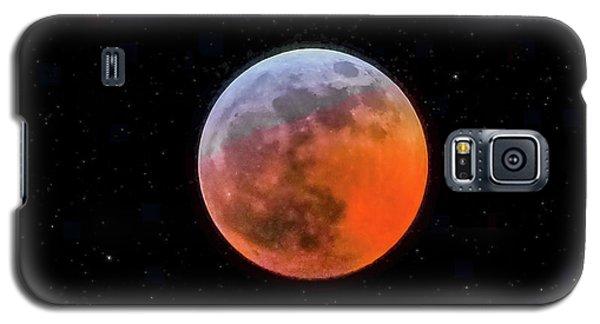 Super Blood Moon Eclipse 2019 Galaxy S5 Case