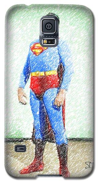 Superman Galaxy S5 Case