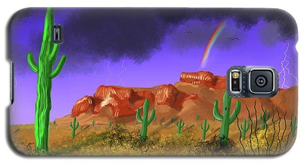 Superstition Splendor Galaxy S5 Case