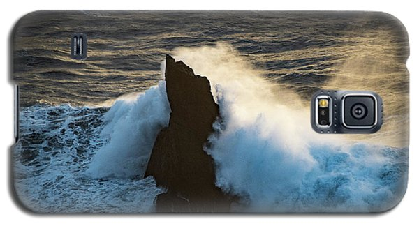 Surf At Sunset Galaxy S5 Case