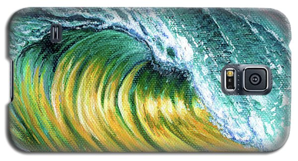 Surf Into The Sunset Galaxy S5 Case