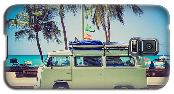 Surfer Van Galaxy S5 Case