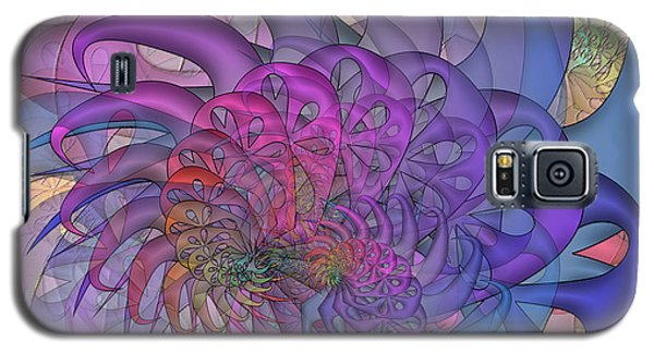 Surreal Galaxy S5 Case