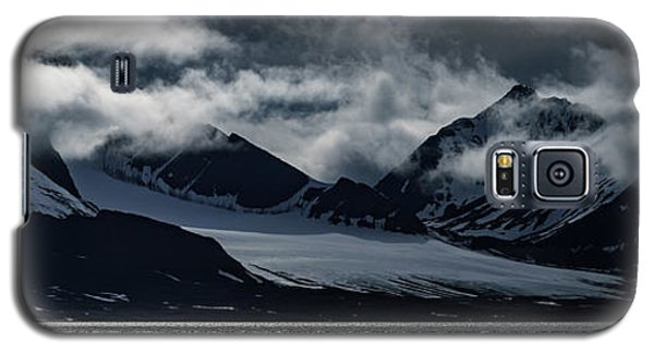 Svalbard Mountains Galaxy S5 Case