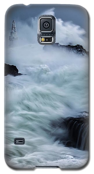 Swallowed By The Sea Galaxy S5 Case