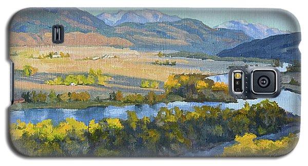Swan Valley Galaxy S5 Case